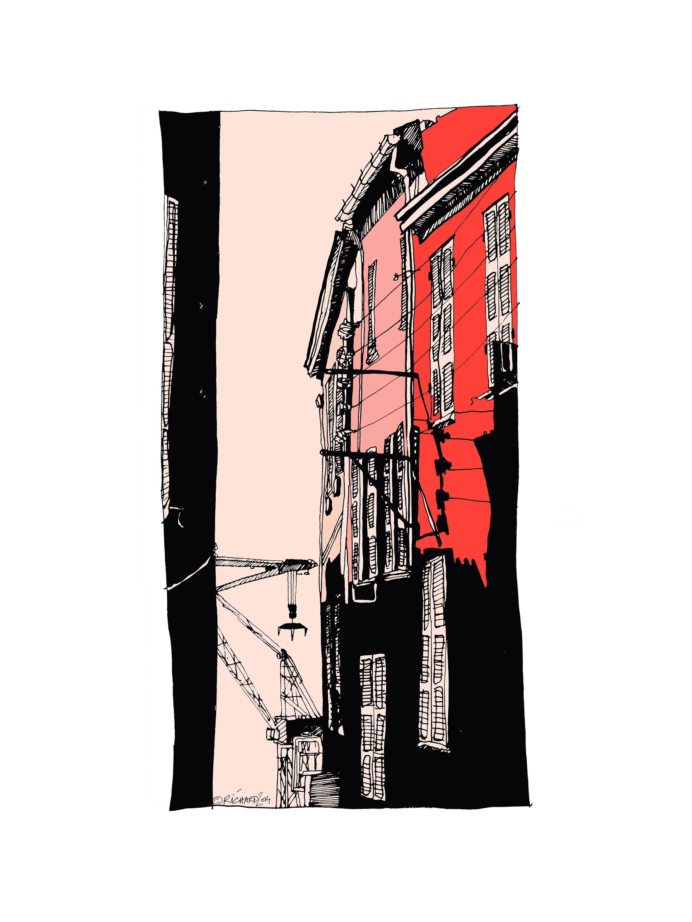 30X40-COUCHER DE SOLEIL-Catherine-Richard-La-Ciotat