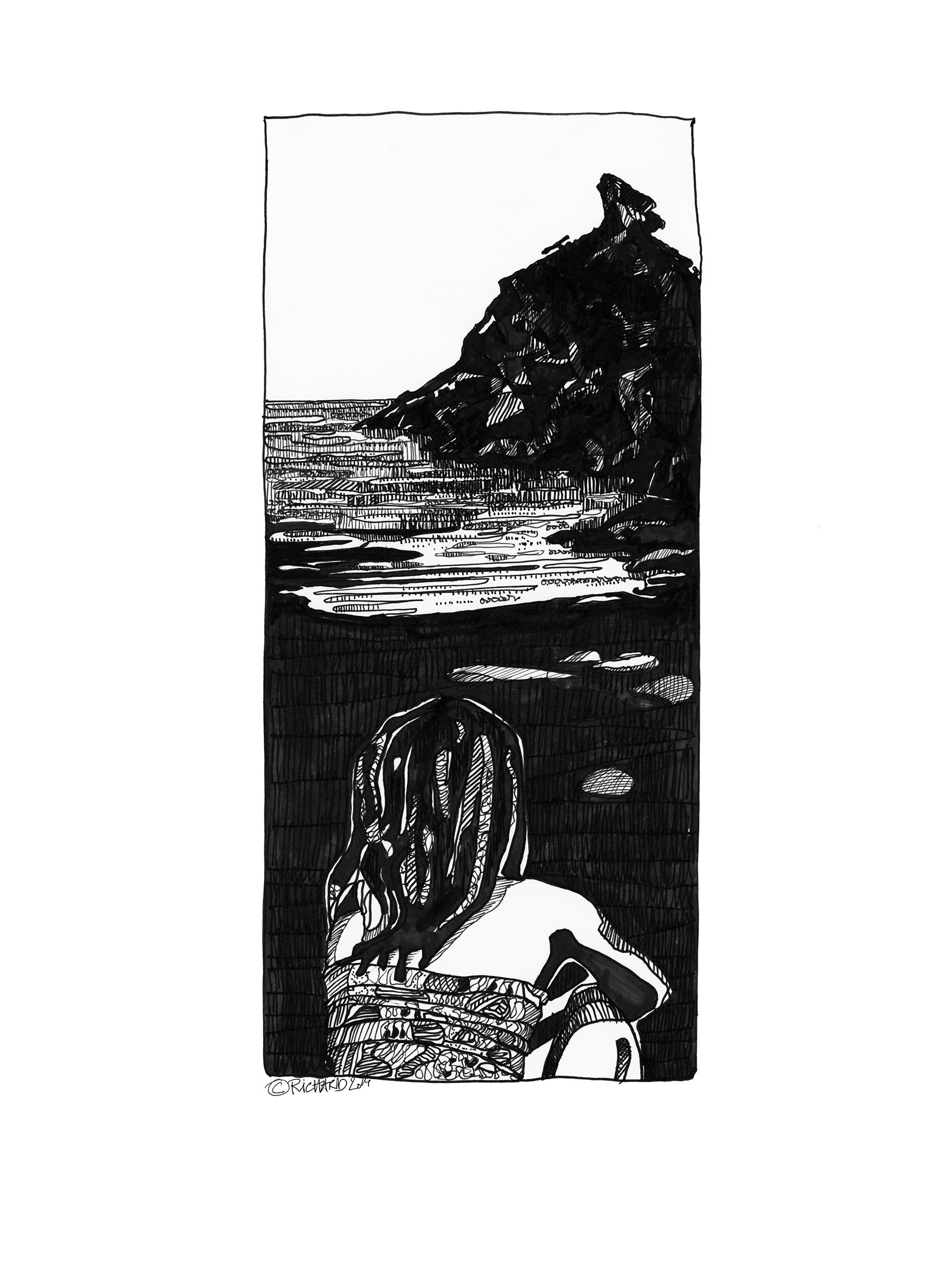 30×40-La-sentinelle-Catherine-Richard-La-Ciotat