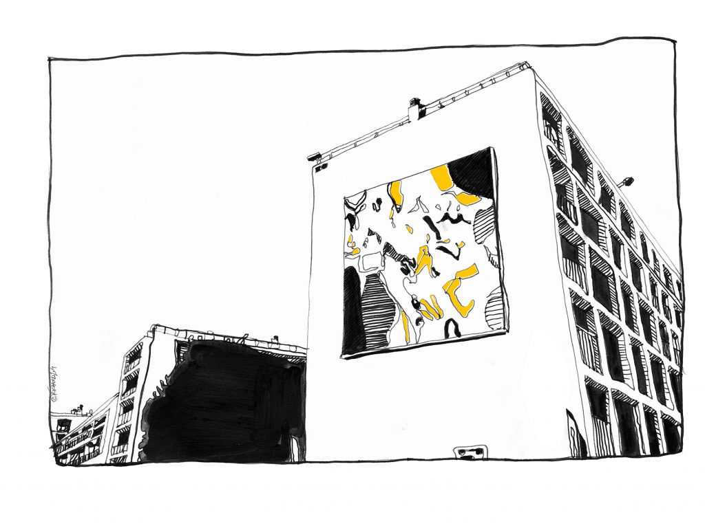 L'intrusion de l'art - Catherine Richard